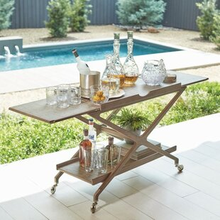 Studio A Home Campaign Bar Cart