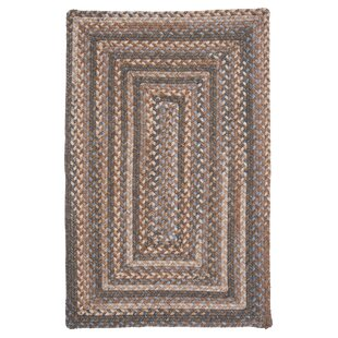 Gloucester Cashew Brown/Tan Area Rug by Colonial Mills