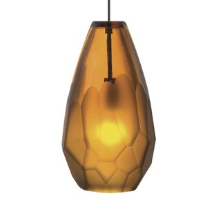 Mercer41 Beulah 1-Light Mini Pendant