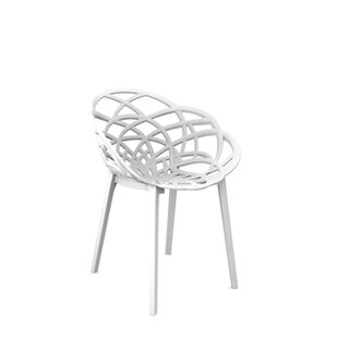 Papatya Flora Arm Chair (Set of 4)