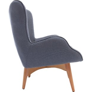 Kareem Lounge Chair by Corrigan Studio