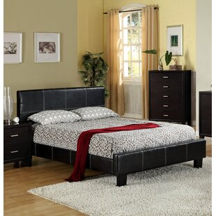 Inexpensive Fogg Earnestine Upholstered Platform Bed by Latitude Run Reviews (2019) & Buyer's Guide