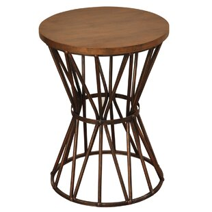 Parks End Table by World Menagerie