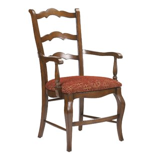 Hanke Solid Wood Dining Chair by Alcott Hill