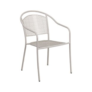 Blackford Round Back Stacking Patio Dining Chair