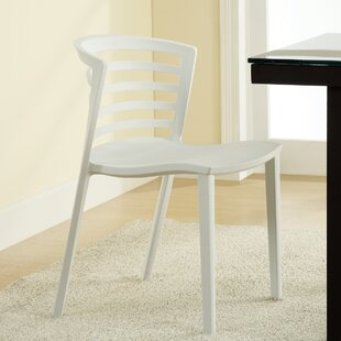 Winston Plastic Side Chair (Set of 2) Turn on the Brights