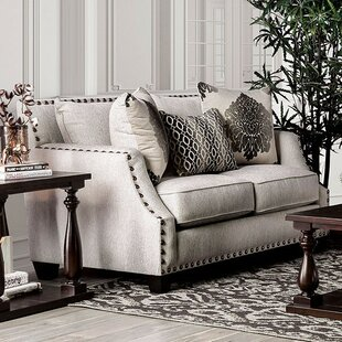 Eucptus Loveseat by Darby Home Co