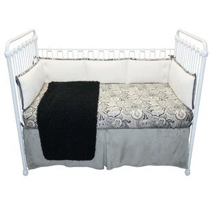 Read Reviews Seyler Paisley 4 Piece Crib Bedding Set ByHarriet Bee