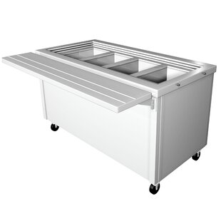 Prep Table With Stainless Steel Top by IMC Teddy No Copoun
