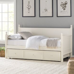 Casey Daybed with Trundle by Birch Lane™ Heritage