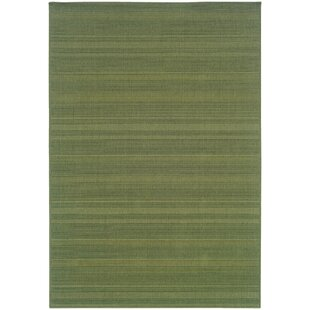 Tamra Green Indoor/Outdoor Area Rug