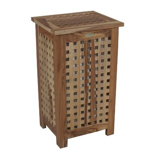EcoDecors Lattice Hamper w..