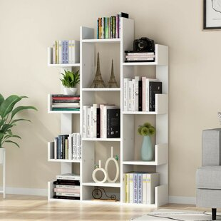 Carleton Etagere Bookcase by Ebern Designs
