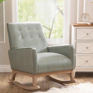Jeremiah Rocking Chair by Mistana