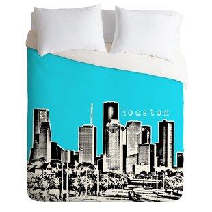 East Urban Home Houston Duvet Cover Set