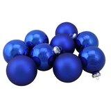 Christmas Ball Ornament (Set of 9)