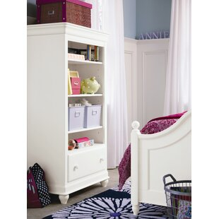 Chassidy 61 Bookcase by Harriet Bee