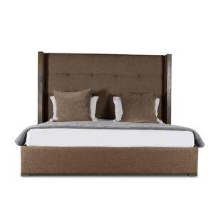 Brayden Studio Hank Upholstered Platform Bed