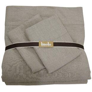 Linoto Belgian Eco-Linen Sheet Set