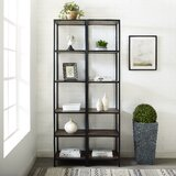 Whitted Etagere Bookcase by 17 Stories
