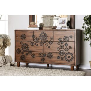 Alayah 7 Drawer Double Dresser