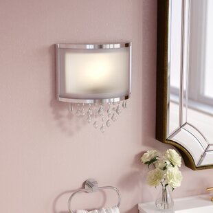 Bargain Harford 1-Light Wall Sconce By Willa Arlo Interiors