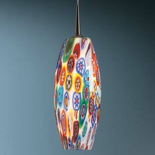 Bruck Lighting Ciro 1-Light Cone Pendant