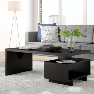 Solon Coffee Table by Wrought Studio