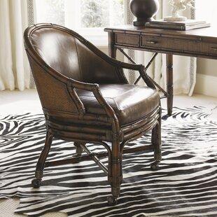 Sligh Bal Harbor Leather Desk Chair