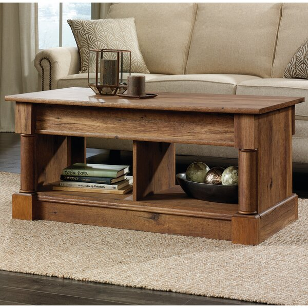 Darby Home Co Sagers Lift Top Coffee Table U0026 Reviews | Wayfair