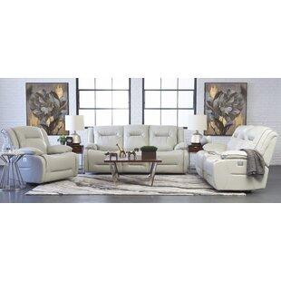 Charlton Home Rutan Reclining Configurable Living Room Set