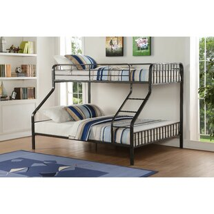 Tasha Twin XL Over Queen Slat Bunk Bed by Zoomie Kids Wonderful