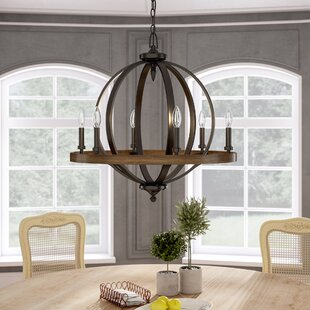Bender 6-Light Candle Style Chandelier by Birch Lane™ Heritage