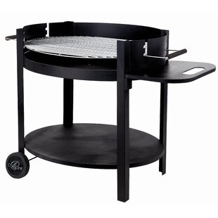 83cm Chill & Grill Calypso Charcoal Barbecue by Tepro