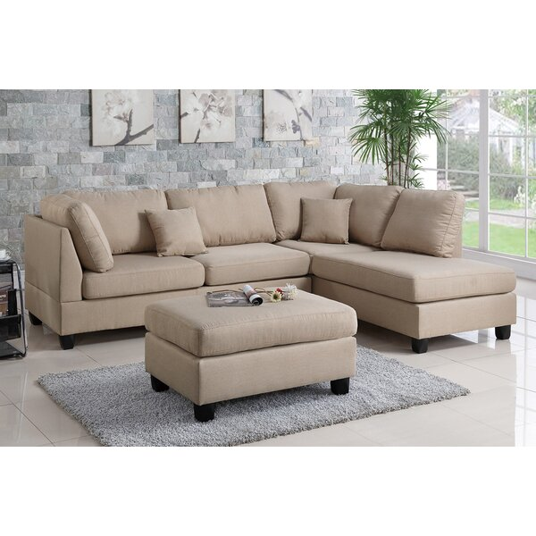 Magnificent Cuddler Sectional Sofa Wayfair Andrewgaddart Wooden Chair Designs For Living Room Andrewgaddartcom