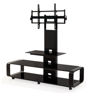 Latitude Run Stemple TV Stand for TVs up to 85