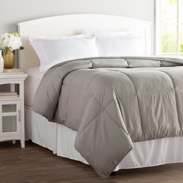 Extra Fluffy Comforter Wayfair
