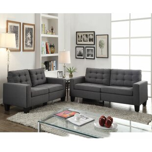 Dulcie Configurable Living Room Set by Latitude Run