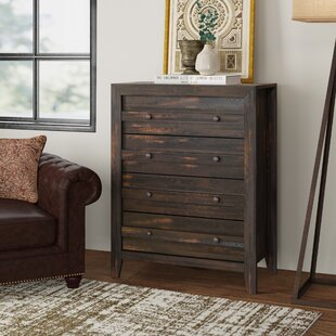 Riddleville 4 Drawer Chest