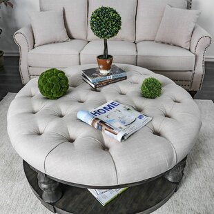 Urbina Coffee Table by Charlton Home