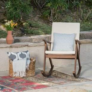 Ossu Outdoor Rocking Chair..