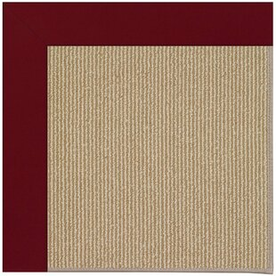 Lisle Brown Indoor/Outdoor Area Rug