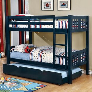 Harriet Bee Fontinella Twin over Twin Bunk Bed