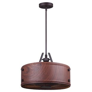 Reviews Laveta 3-Light Chandelier By Williston Forge