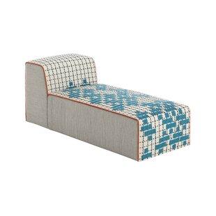 GAN RUGS Bandas Chaise Lounge
