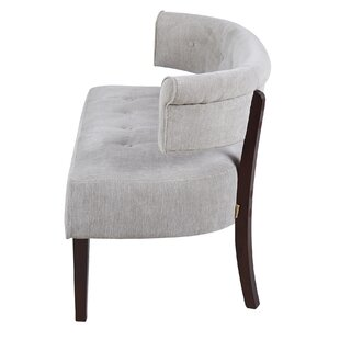 Jared Tufted Bench Settee by Jennifer Taylor