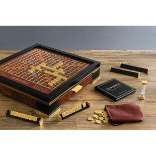 Scrabble   The Franklin Mint Collectoru0027s Edition
