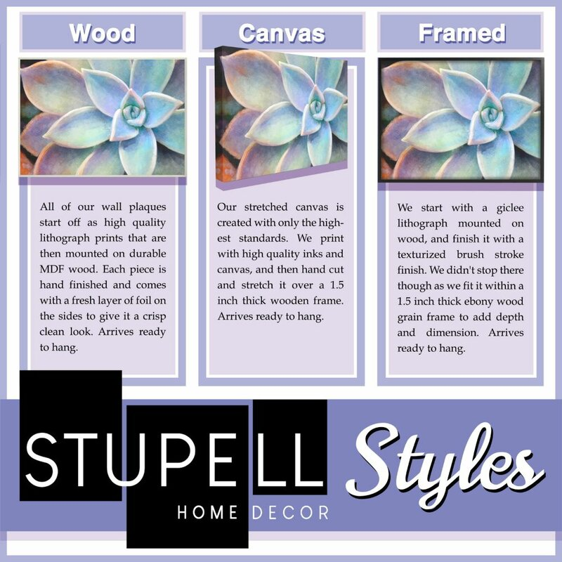 The Stupell Home Decor Blue and Black Fashion Bookstack with Grey Frenchie Puppy Framed Giclee Texturized Art Multi-Color 16 x 20