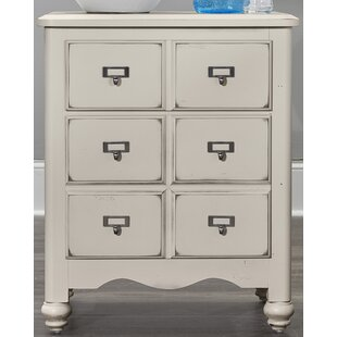 August Grove Gallant 2 Drawer Nightstand