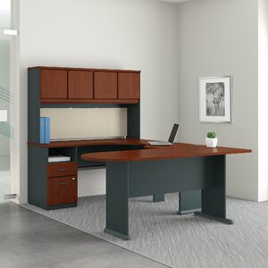 Series A U Shaped Desk Office Suite